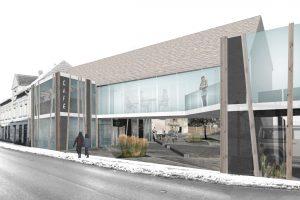 Ideenwettbewerb Stadtquartier Loitz: Loitzer Höfe – generationengerechtes Stadtquartier