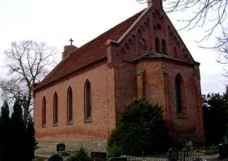 Kirche Quilow b. Anklam