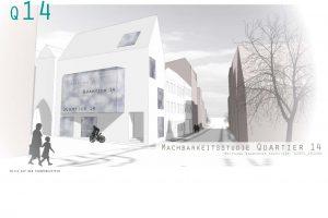 Machbarkeitsstudie für Quartier 14 in Stralsund